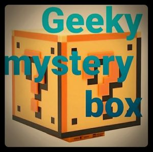 🤓Geeky mystery box!!
